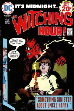 The Witching Hour (1969) 45