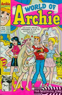 World Of Archie (1992) 9