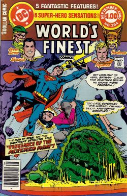 World's Finest Comics (1st Series) (1941) 264